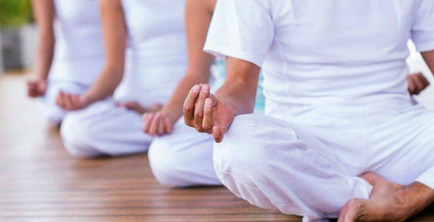 yoga shin